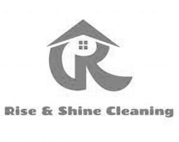 Rise & Shine Cleaning Logo