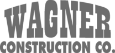 Wagner Construction Co. Logo