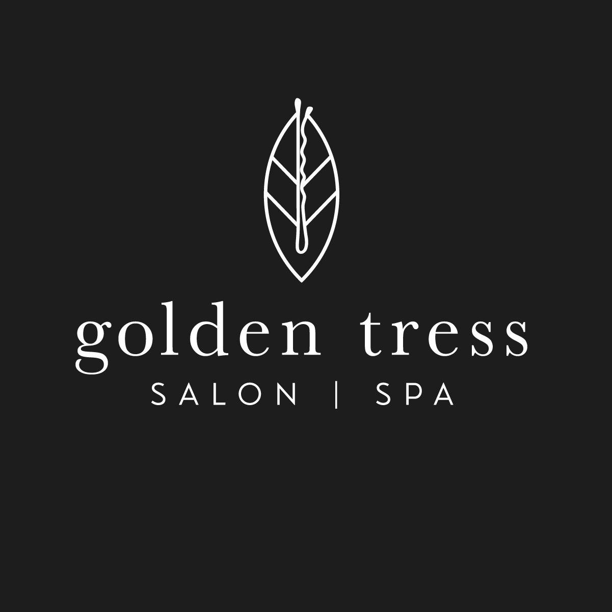 Golden Tress Salon & Day Spa Logo
